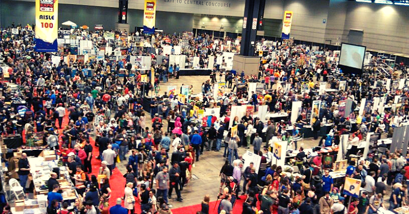 theblerdgurl, conventions,comic books