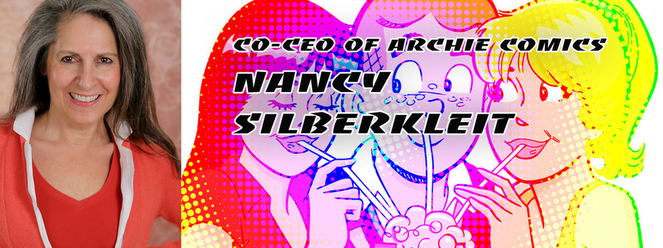 Nancy SilberKleit_women in comics_theblerdgurl