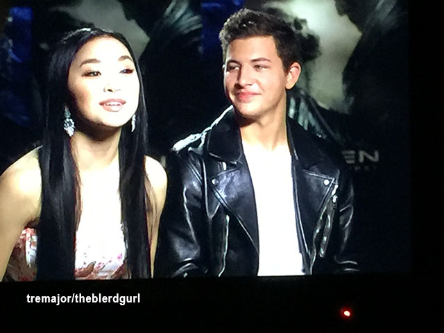 X men-Lana-condor-tye-sheridan-interview-BET