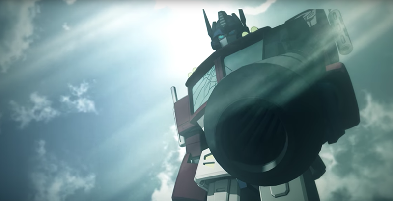machinima releases animatic previews for transformers combiner wars