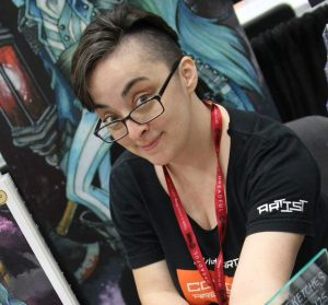 tess fowler, theblerdgurl, interview, comics, womenincomics