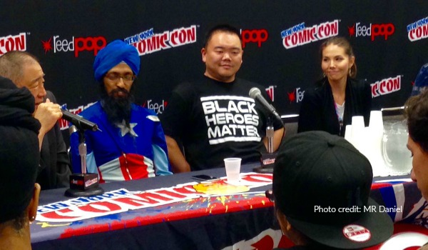 superasian_keith-chow_nycc_bhm, blackheroesmatter