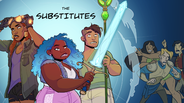 thesubstitutes, theblerdgurl