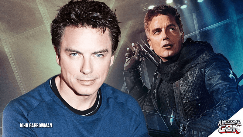 Awesome Con - John Barrowman, theblerdgurl