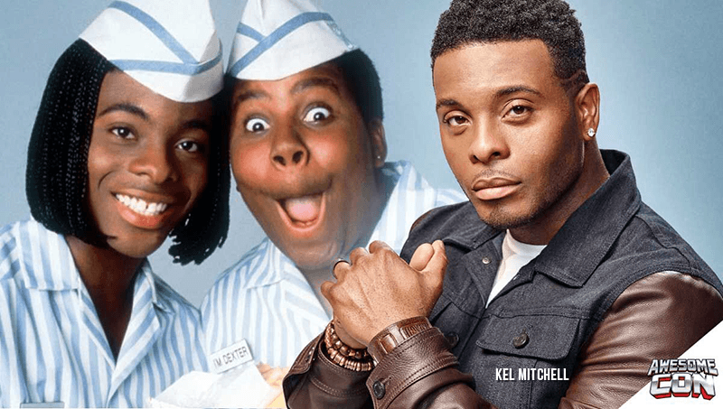 Awesome Con - Kel Mitchell, theblerdgurl