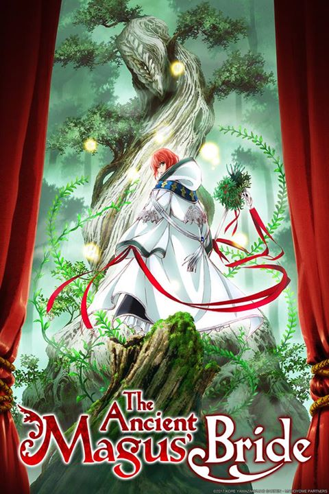 The Ancient Magus' Bride, crunchyroll, theblerdgurl, children ofether