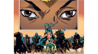 malika, theblerdgurl, review
