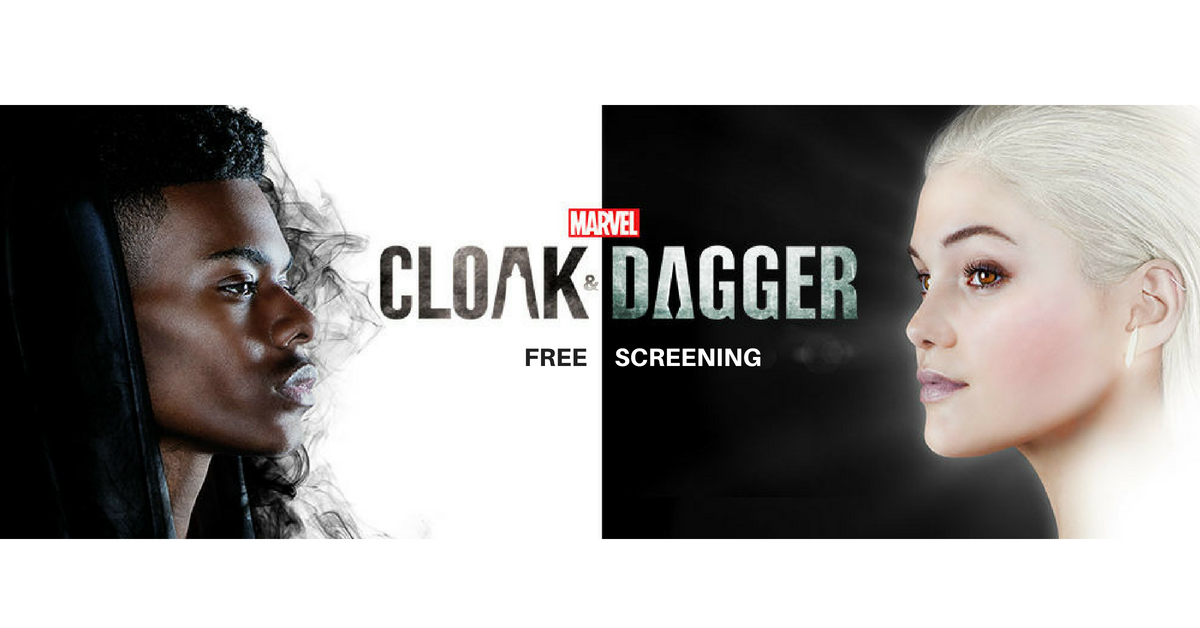 cloak and dagger, theblerdgurl, freeform