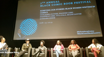 blackcomicbookfestnyc, schomburg