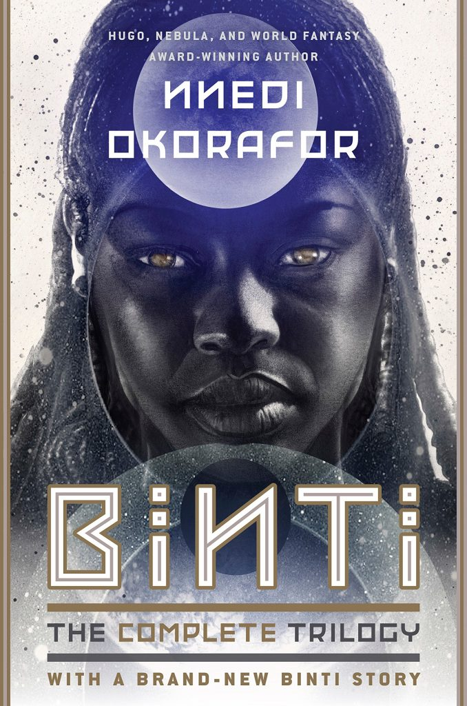 Binti, Nnedi Okorafor, theblerdgurl, world book day
