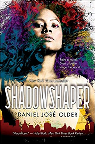 shadowshapers, daniel jose older, world book day
