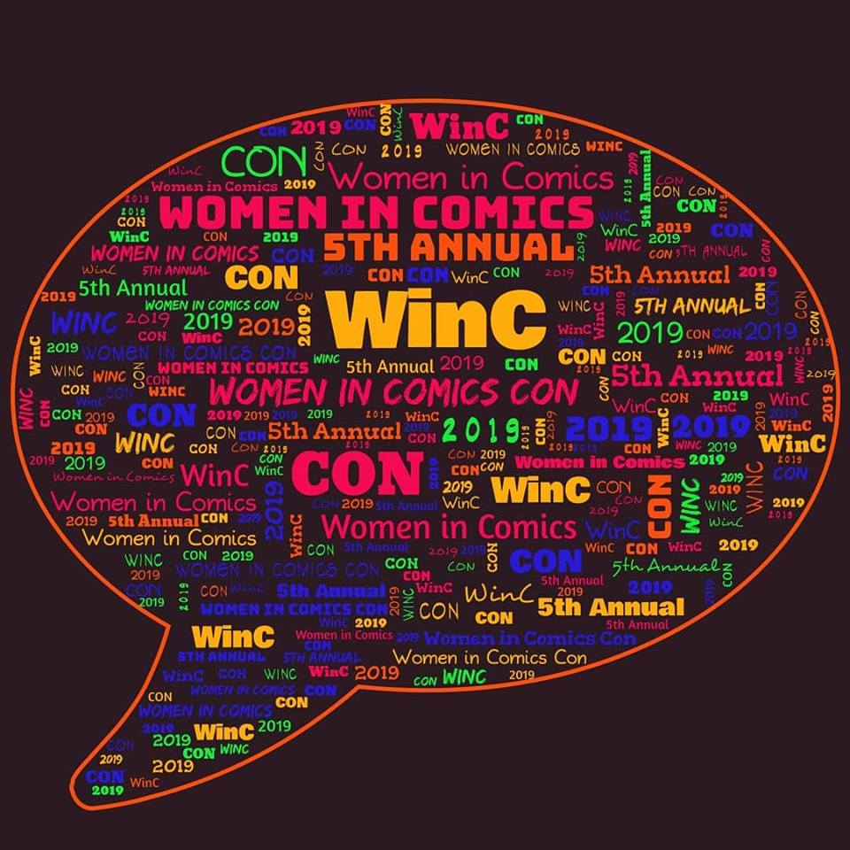 WinC, Women in comics