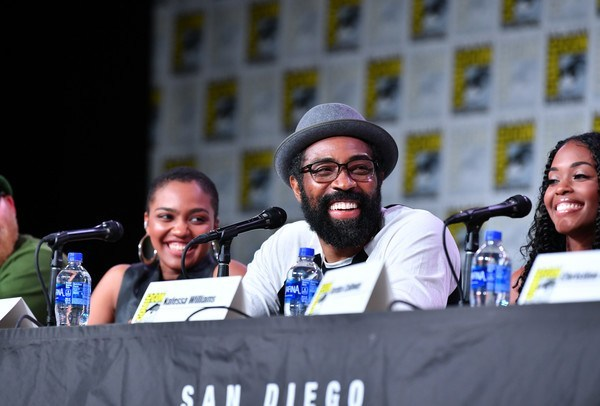 black lightning, sdcc, theblerdgurl, comicon2019,
