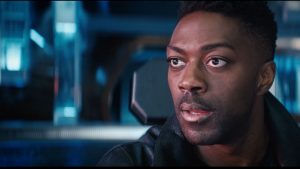 theblerdgurl, david ajala, star trek discovery, book, season 3