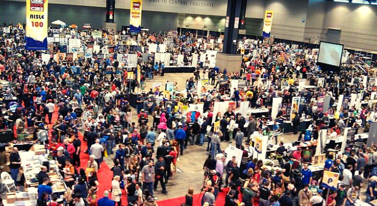 theblerdgurl, conventions,comic books