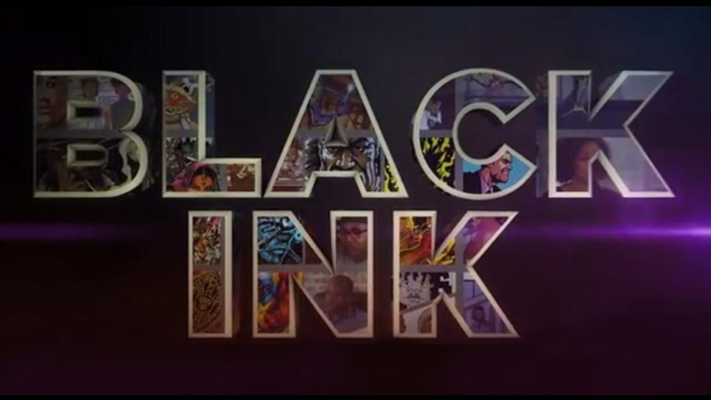black ink, kickstarter, therblerdgurl