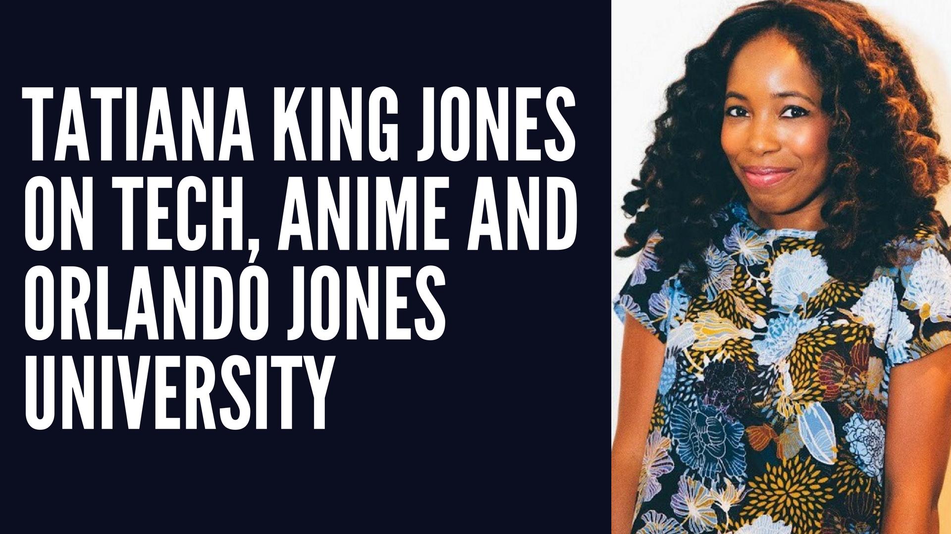 Tatiana King Jones theblerdgurl header