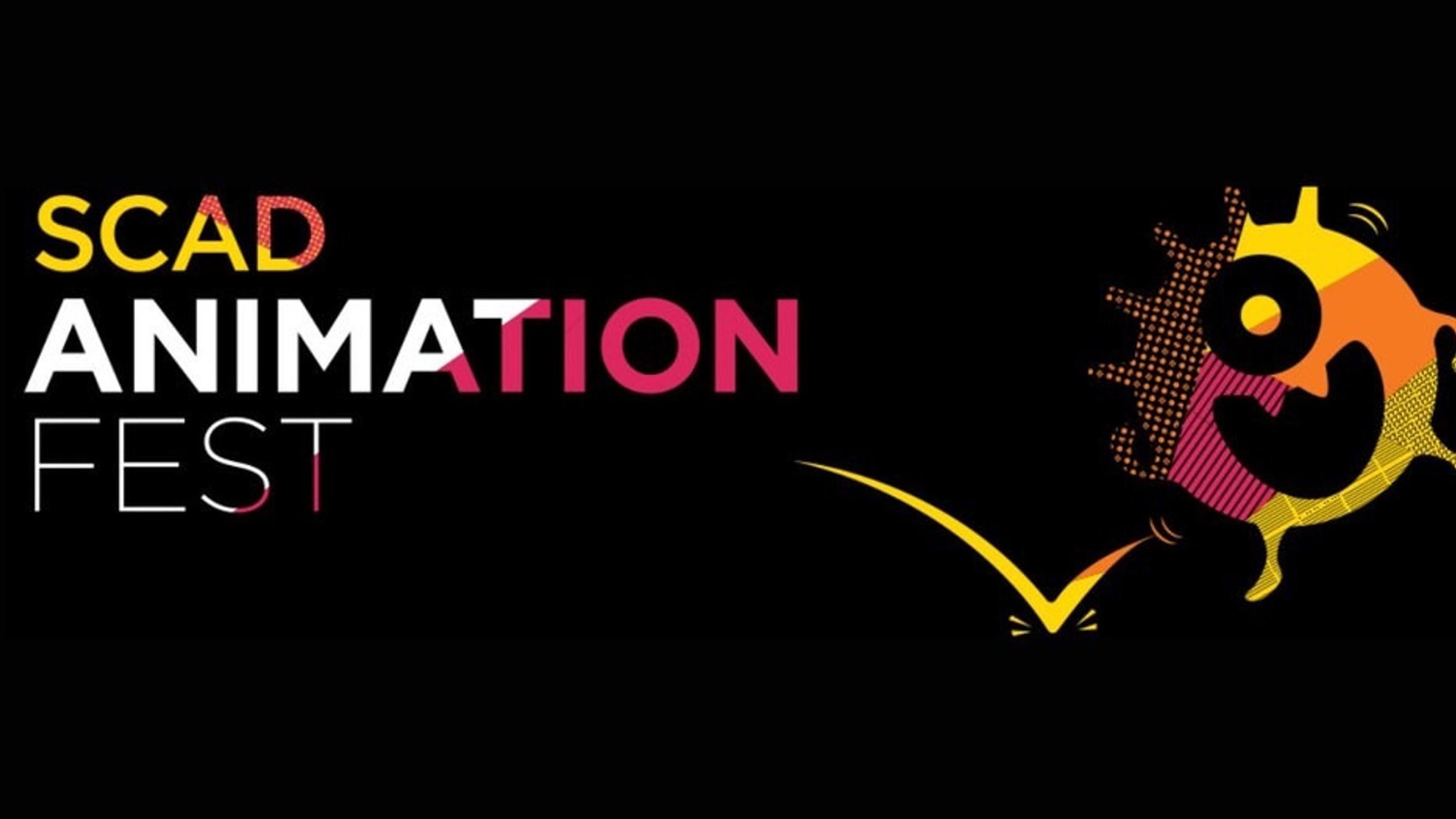 SCADFILM Presents Virtual Fourth Annual SCAD AnimationFest